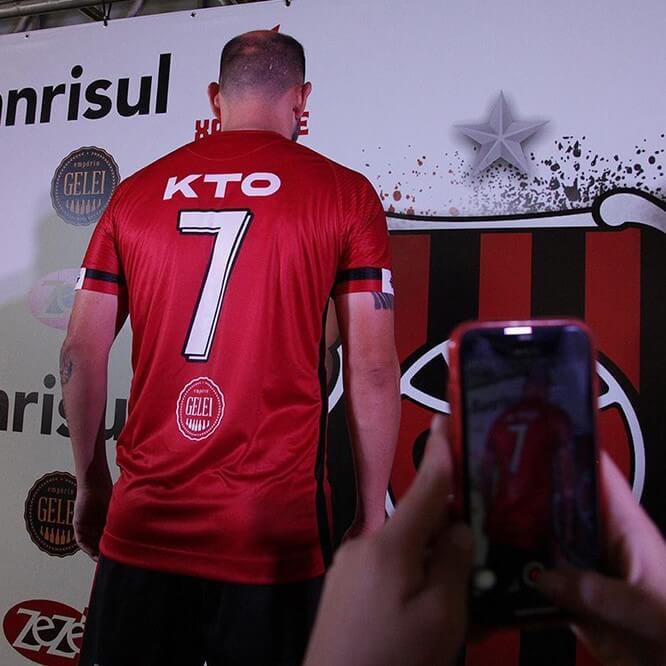 Shirt Brasil de Pelotas